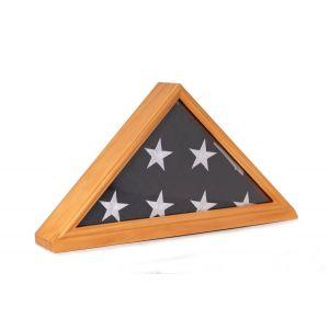 American Hero Flag Display